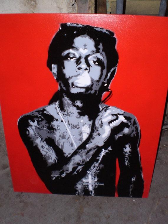 Lil Wayne (red)