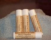 Vanilla Chapstick-All Natural