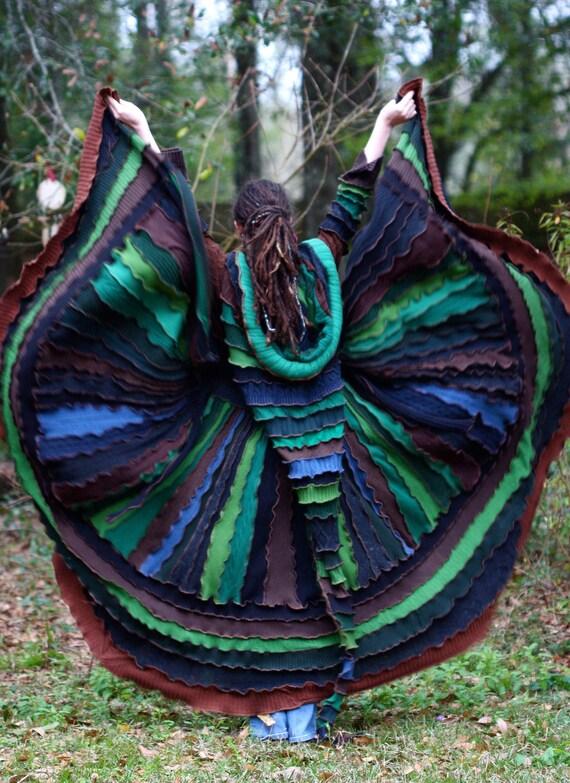 SuperDuperUbberAwesome Custom Kaleidoscope gypsy faery