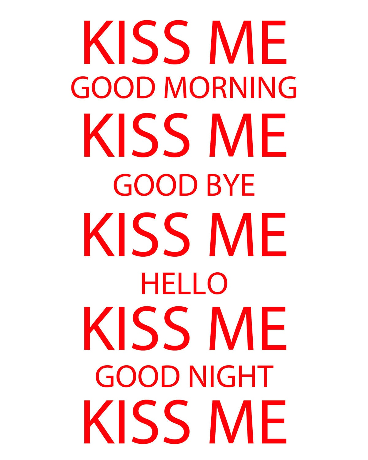Kiss Love Quotes For Him : Sexy Kisses Good Morning Quotes For Him. QuotesGram