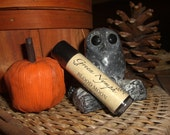 HALLOWEEN Lip Balm Collection by Green Nymph - One .15 oz Black Tube - Choose from 13 Flavors - SPOOKY, Tasty, and FUN