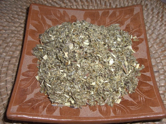 ORGANIC Mugwort Herb - Promotes Health, Restful SLEEP, Lucid DREAMS, and Protection  - Half Ounce