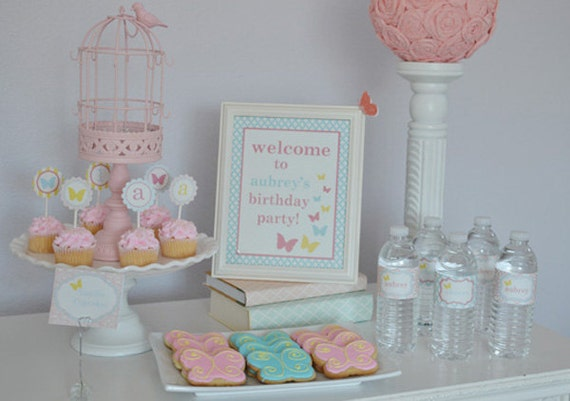 DIY Printables full collection : BUTTERFLIES