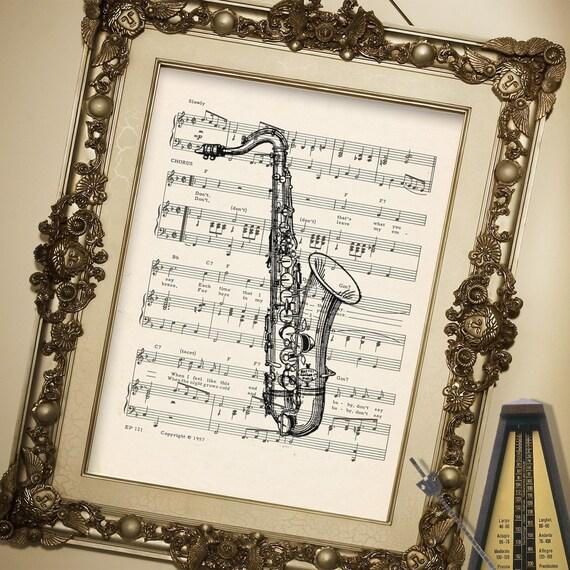 Buy vintage sheet music