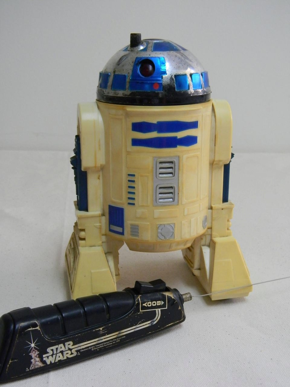 Reserved 1978 Kenner Star Wars R2d2 Radio Controlled Toy With