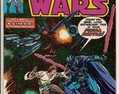 Vintage Star Wars Marvel Comic Issue 6 - Not a Reissue