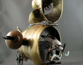 Steampunk Sculpture made to order