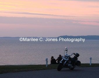 Easy Riders Fine Art Vermont Photo Print: Multiple Sizes Available