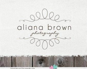 Premade Logo photography logo premade logo designs frame logo logos for photographers photography logos premade logo design photography logo