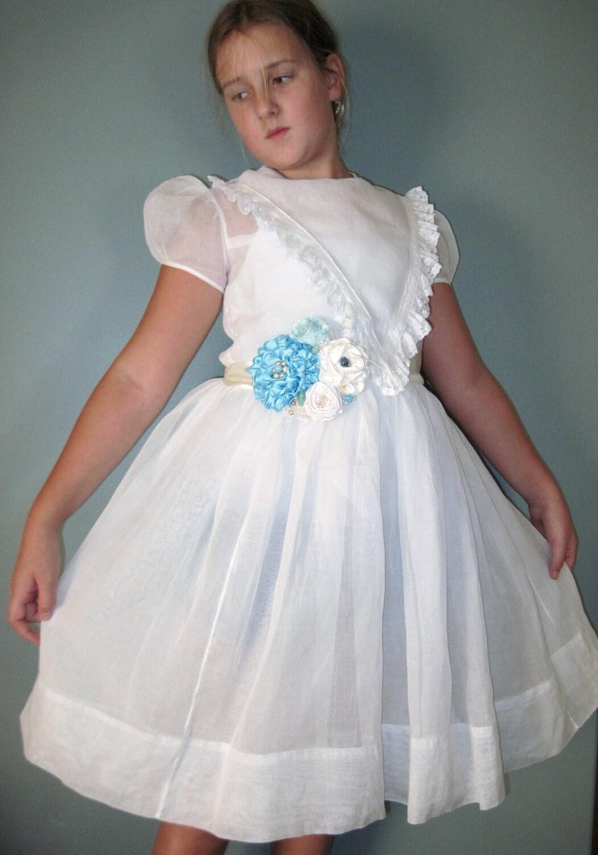Vintage Girls Dresses