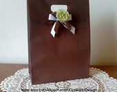 Gift Bag-Set of 2-Birthday Party-Promos-Wedding Parties-Welcome Bags-Corporate Gifts