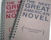 Great American Novel Notebook