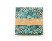 Coasters, Blue Fantasy, Ceramic Tile Coasters, set of 4 - Tilissimo