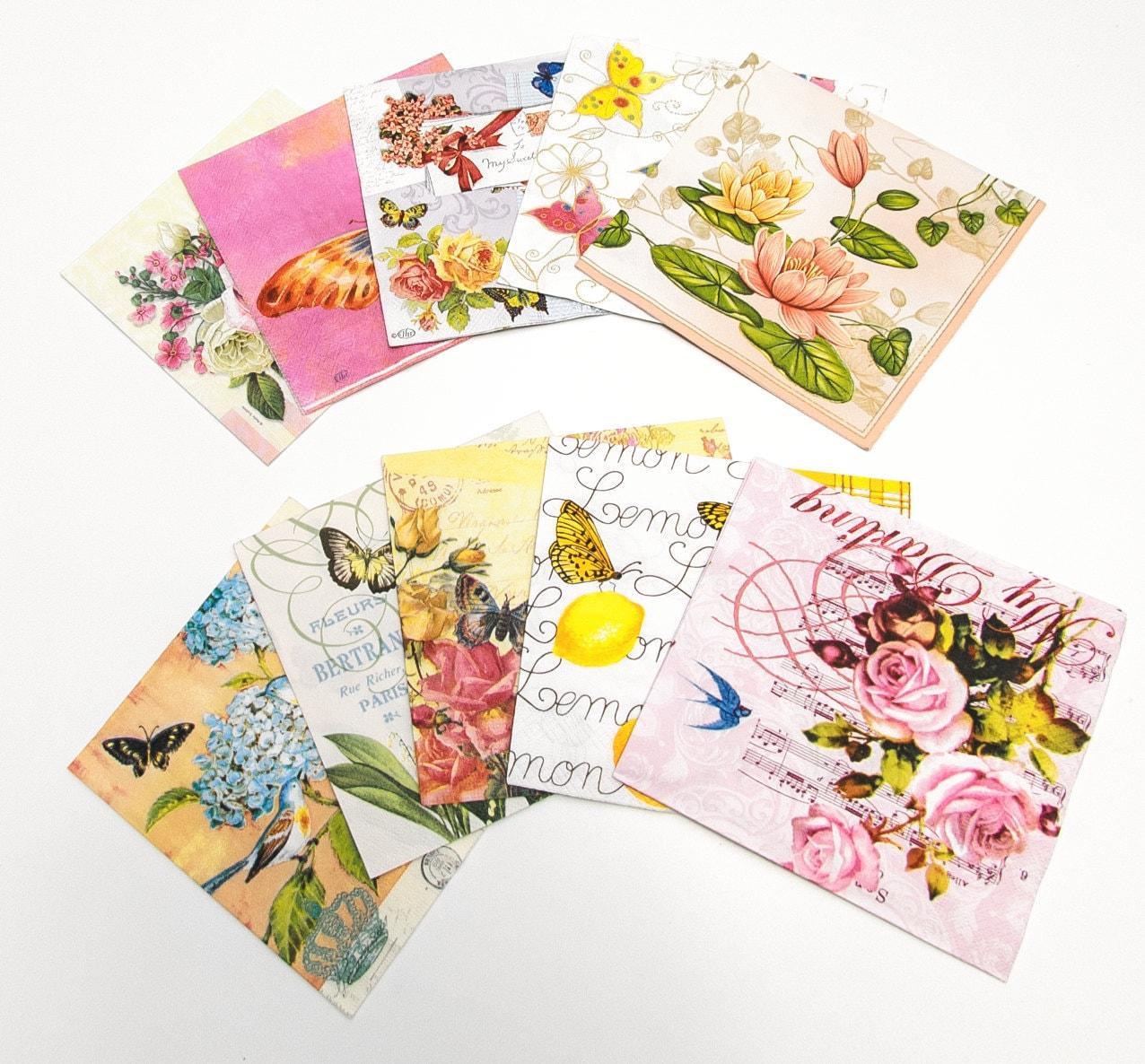 Where To Buy Decorative Paper Napkins