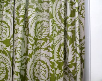 French Script Fabric By The Yard