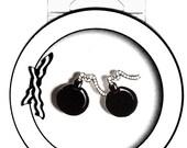 Bomb Stud Earrings