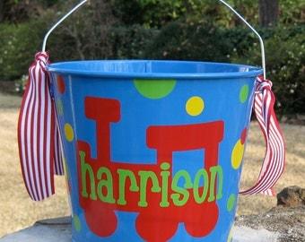 Personalized Bucket - Bucket for Kids - 5-quart Bucket - Custom Bucket