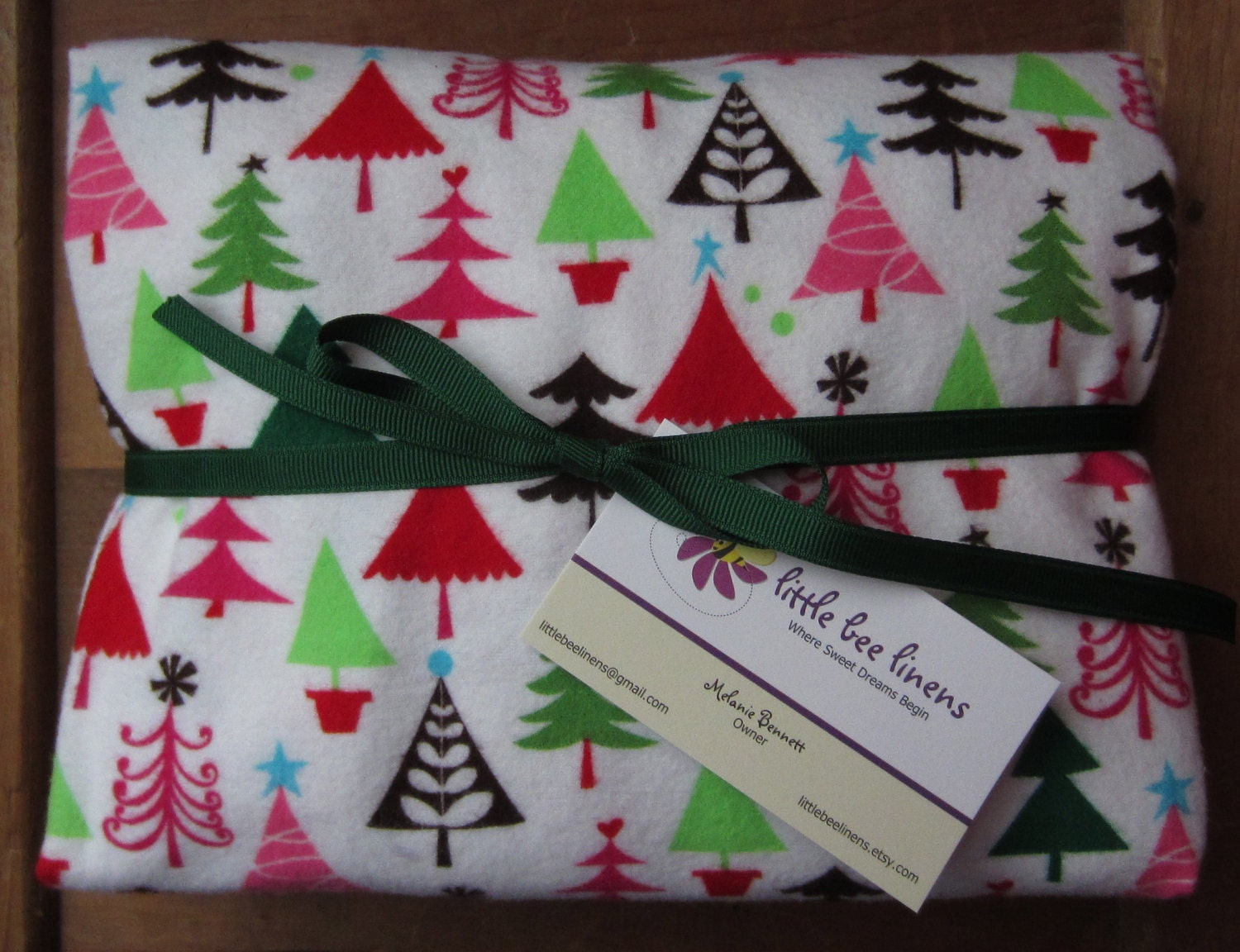 Last One Christmas Flannel Crib Sheet Or Toddler Sheet