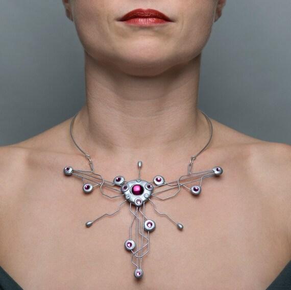 Bionic Star neck piece