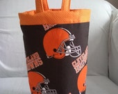 Cleveland Browns Wine & Spirits Gift Bag
