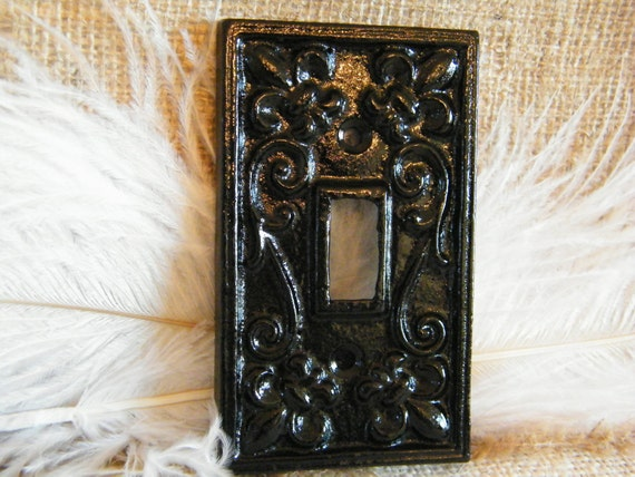 Light Switch Cover Single Switch Decorative Plate By