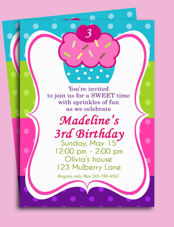 Sweet and sassy birthday party coupons