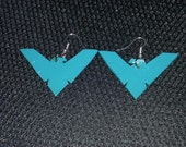 Nightwing Earrings