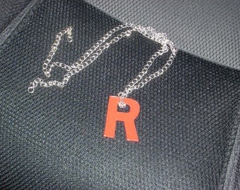 Team Rocket Pendant