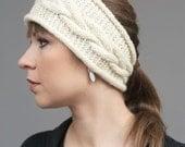 SALE. Head Band (color milk white)