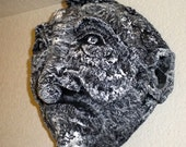 Brothers  Grimm Collection Paper Mache Mask Sculpture Wall Hanging