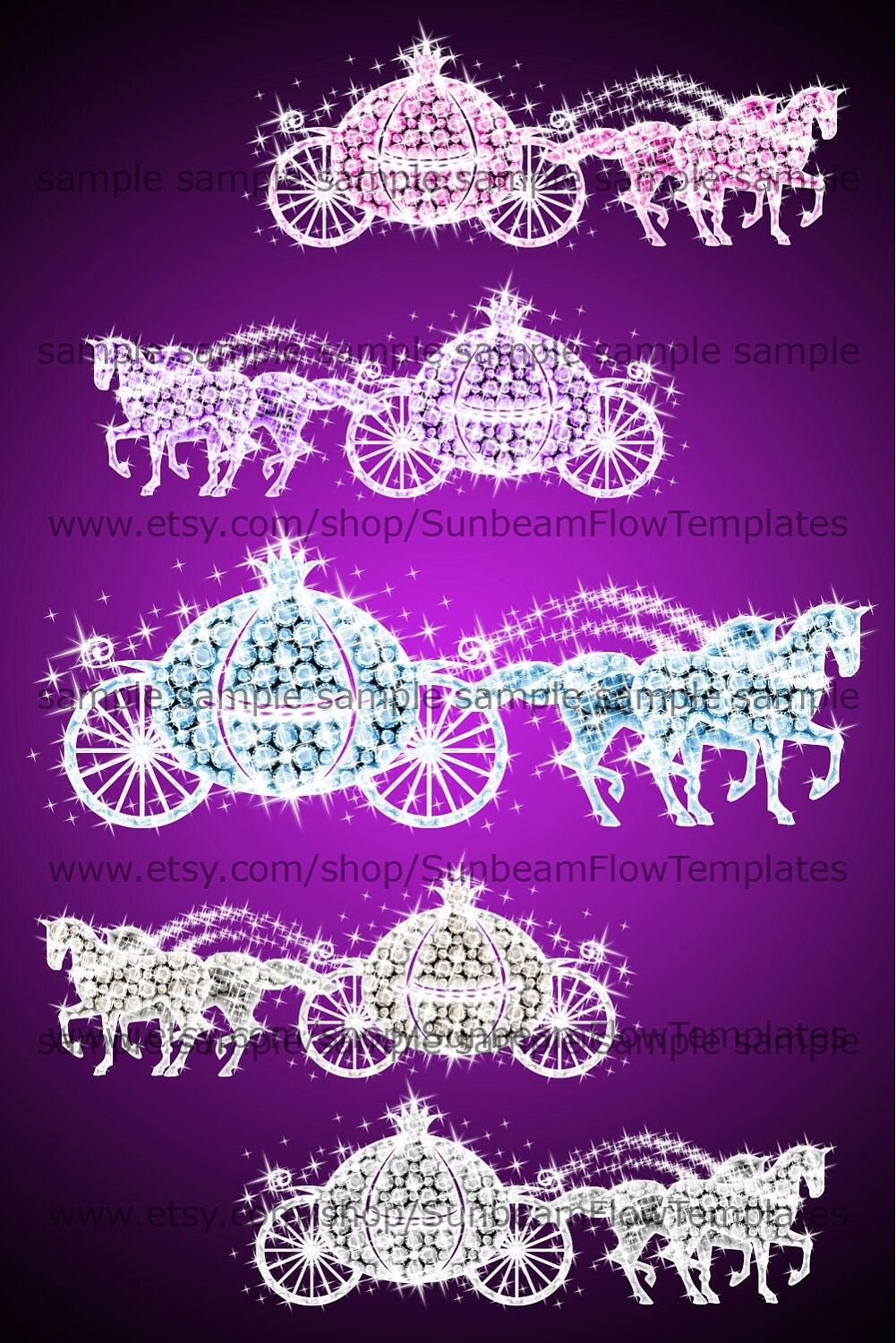 Cinderella Carriage Png