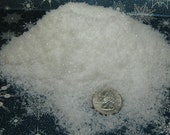 fake snow / sparkle snow 14 grams by weight / 325 ml by volume craft decoration