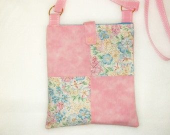 Bag Nook Kindle eReader Swing Messenger Pink Pastel