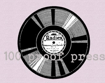 Record  Rubber Stamp 2184