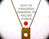 11 of 30 limited edition every bit necklace FOR JAPAN, 100 percent of proceeds donated