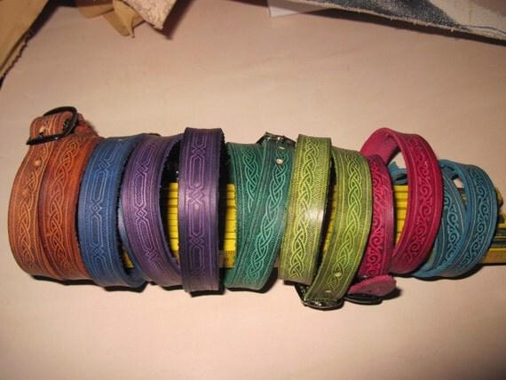 Bracelet two-times turn