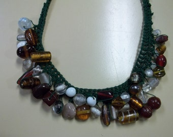 Cornucopia of Color Necklace