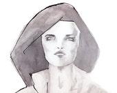 Custom drawing for Veronika