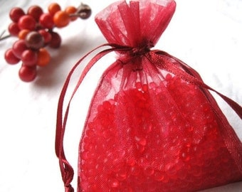 Pink Sugar Aroma Bead Sachet Highly Scented By Daisygirldelights