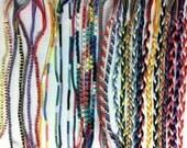 Limited time SALE: Set of FIVE assorted friendship bracelets