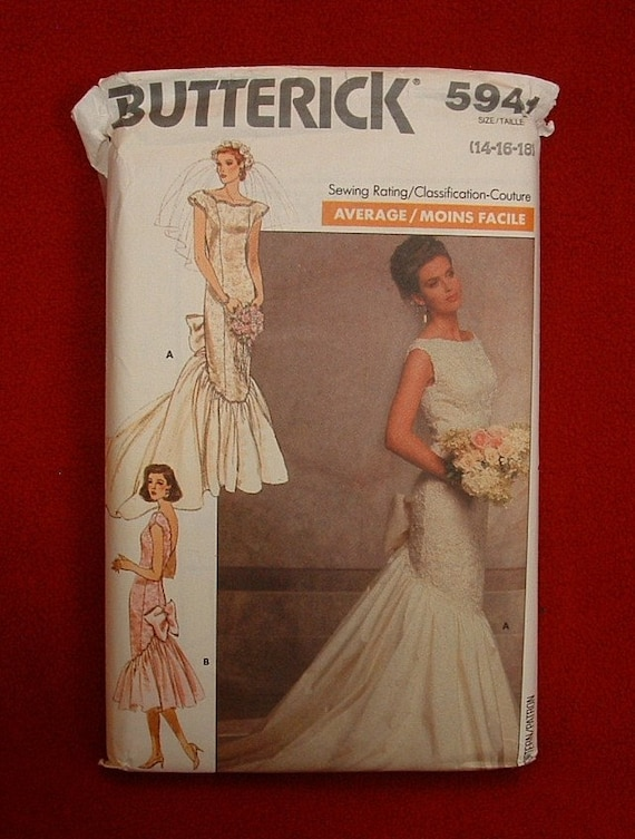 Mermaid Wedding Dress Pattern Hd Gallery