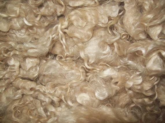 First Clip Kid Mohair Fleece