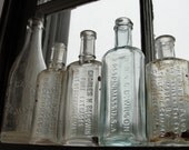 Were you wishing for a collection of vintage bottles