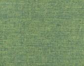 1/2 Yard Kaffe Fassett Shot Cotton Woven Fabric in Lichen Cross Weave