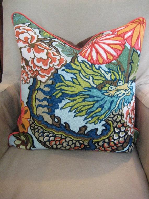 Pair of Chaing Mai pillows