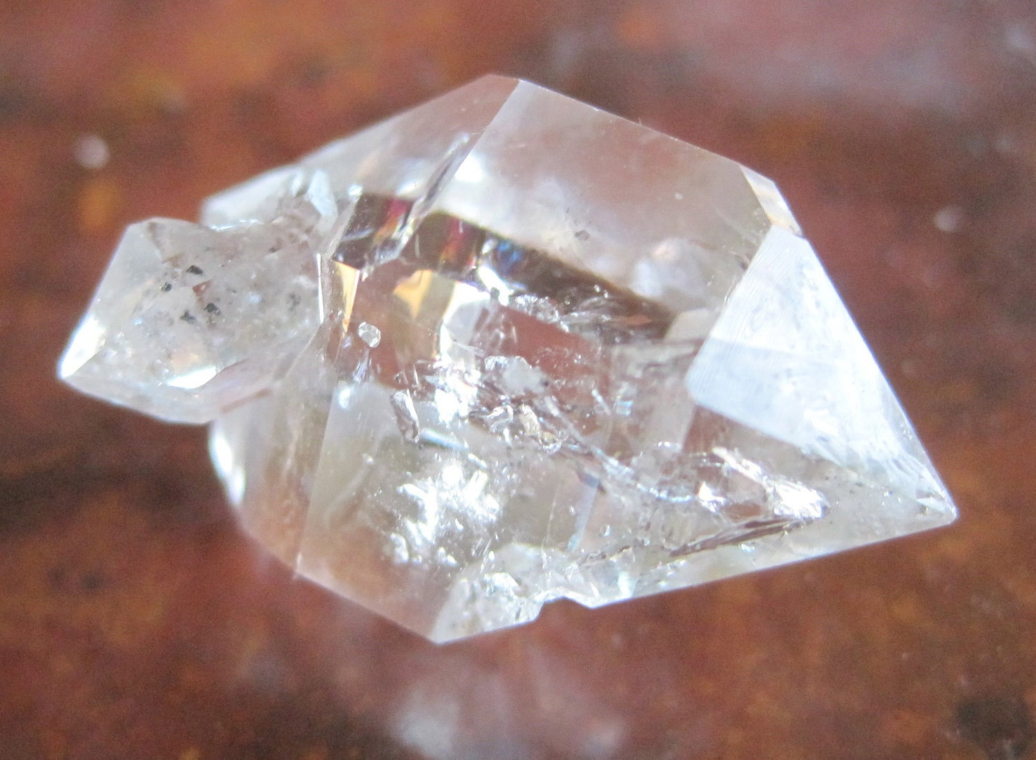 Herkimer Dia... Unpolished Diamond