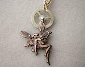Fairy Necklace & Steampunk Necklace