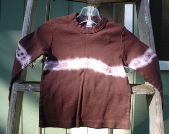 SALE -- Tie-dyed t-shirt - size 2