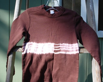 SALE -- Tie-dyed t-shirt - size 6