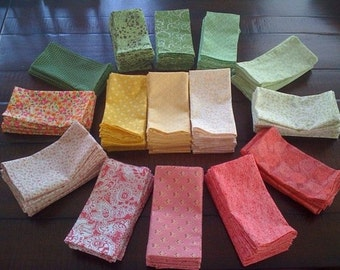 Handmade Custom Cloth Napkins